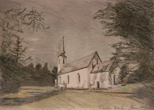 Vigala kirik keiu 2012