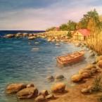 meremaal 50 x 70 müüdud Enn Loigu (2)