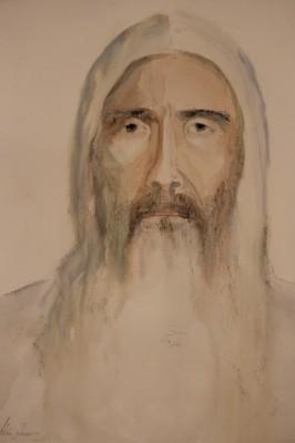 akvarell watercolor portree portrait Keiu Kuresaar