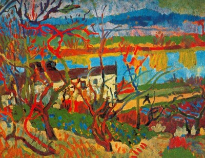 Andre Derain the river