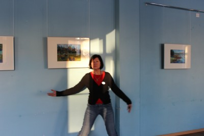Keiu Kuresaar pastellmaalide näitus Keila kultuurikeskuses impressioonid loodus maastik
