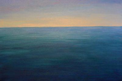 meremaal 40 x 60 tüüne meri õlimaal oilpainting art